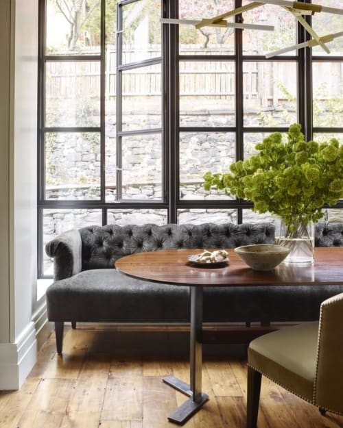 Tables by Atelier Delalain seen at Brooklyn Heights Historic District, Brooklyn - Custom Table
