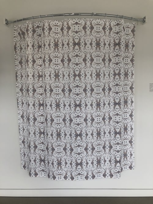 Curtains & Drapes by Kelly Frederick Mizer seen at Museum of Wisconsin Art, West Bend - Handmade for Home