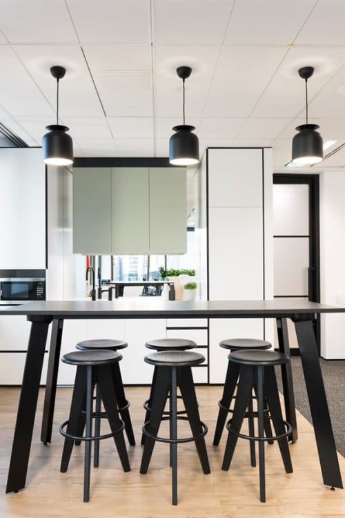 Interior Design by Pony Design Co. seen at Turtons Lawyers, Sydney - Interior Design