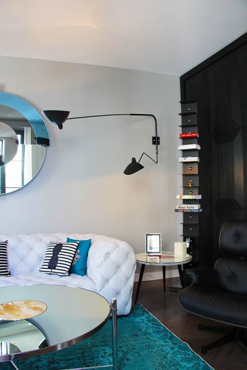 Interior Design by CKMY ARCHITECTS seen at Private Residence, Paris - Grennele Apt. - Paris