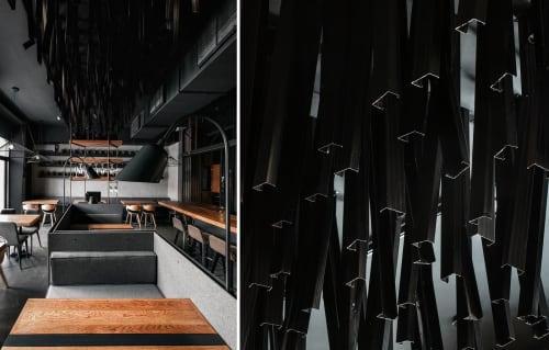 Interior Design by DA bureau seen at Biven', Sankt-Peterburg - Biven'