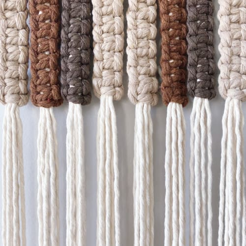 River Wild Creations - Macrame Wall Hanging and Art
