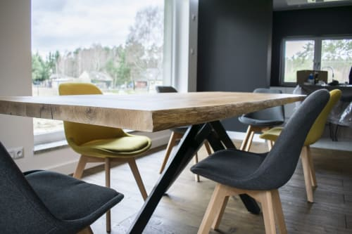 Tables by Eldest Ltd. seen at Private Residence, Leicester - Helios