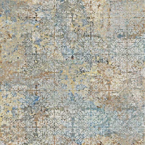 Tiles by Ceramicas Aparici seen at Granada, Granada - Carpet Collection