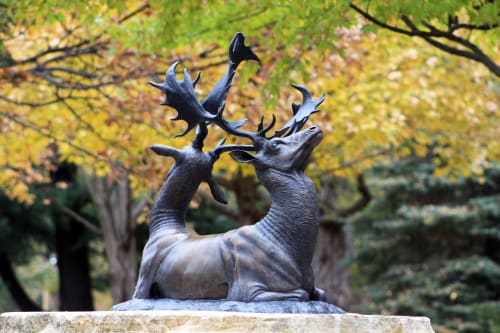 Larassa Kabel - Public Sculptures and Art