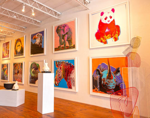 JENNIFER BALCOS GALLERY - Paintings and Wall Hangings