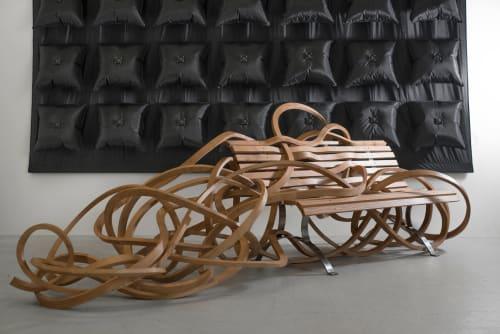 Pablo Reinoso - Sculptures and Public Sculptures