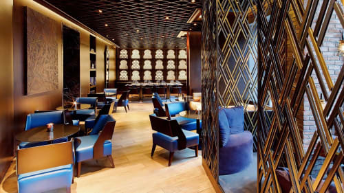 Interior Design by GEO_ID seen at Istanbul, Istanbul - W Hotel Istanbul