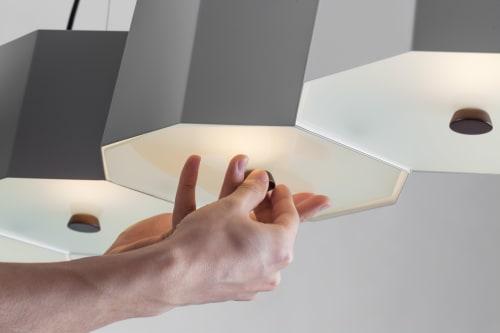 Pendants by SEED Design USA seen at Creator's Studio, Renton - ZHE Pendant 4