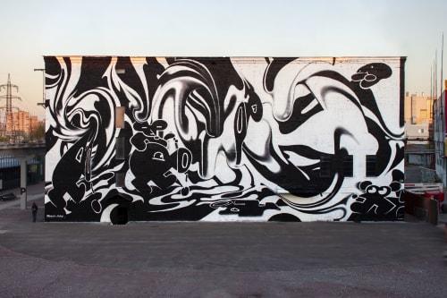 Fresh Max - Street Murals and Murals
