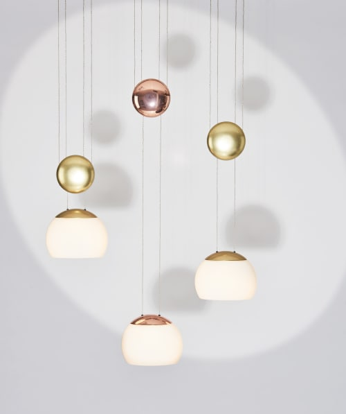 Pendants by SEED Design USA seen at 858 Lind Ave SW, Renton - JOJO LED Pendant