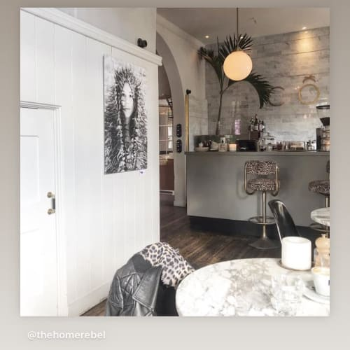Photography by Emilie Art Photography seen at Côte Café & Interior, Heemstede - Chibcha Girl