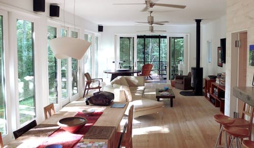 Interior Design by Brendon Farrell seen at Private Residence, Davidson - Architecture - Davidson House