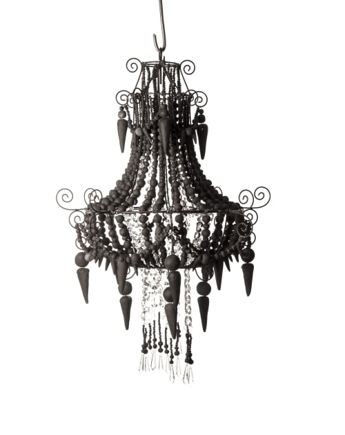 Chandeliers by Mud Studio , South Africa seen at Private Residence, San Francisco - The Original Mud Chandelier ©