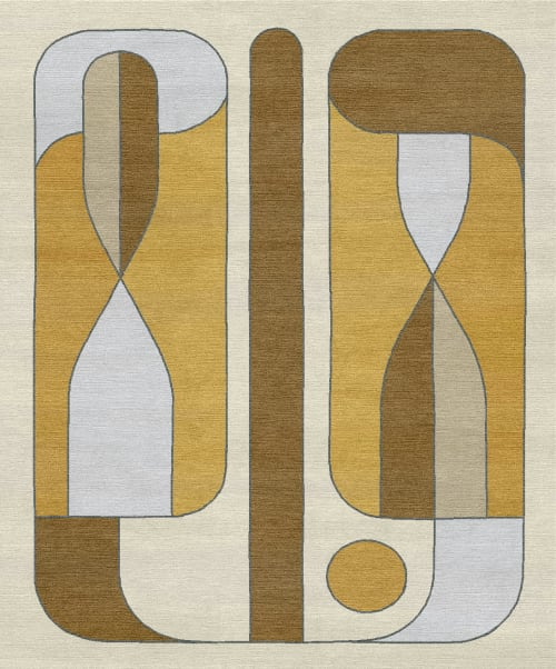 Rugs by Erik Lindstrom seen at Erik Lindstrom, Los Angeles - Embrace