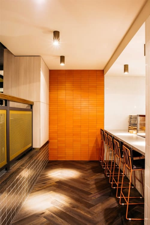 Interior Design by Pony Design Co. seen at Basement Brewhouse, Bankstown - Interior Design