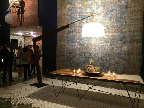 Lamps by Cerno seen at WOVEN, West Hollywood - Valeo Floor lamp