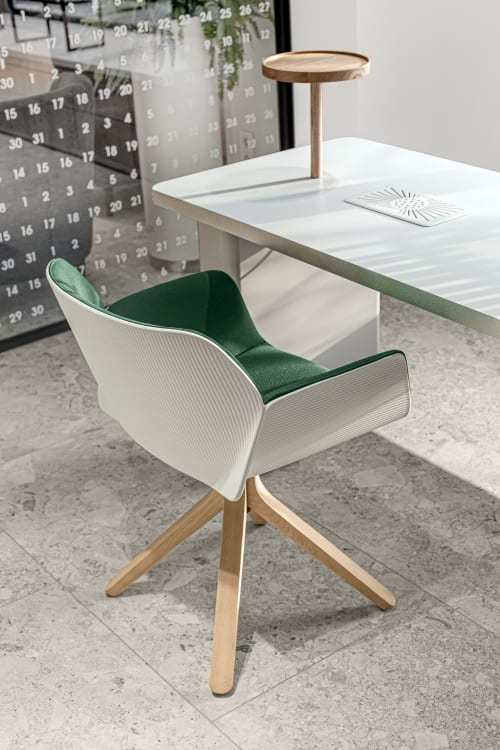 Chairs by Andreu World seen at 365 CENTER STUDIO, Kyiv - Chairs