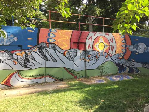 Juliene Sinclair Studios - Street Murals and Art