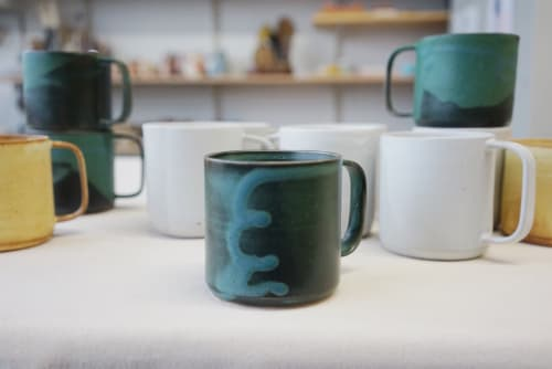 Cups by Jessie Lazar, LLC seen at Private Residence | New York City, NY, New York - Ceramic Mugs
