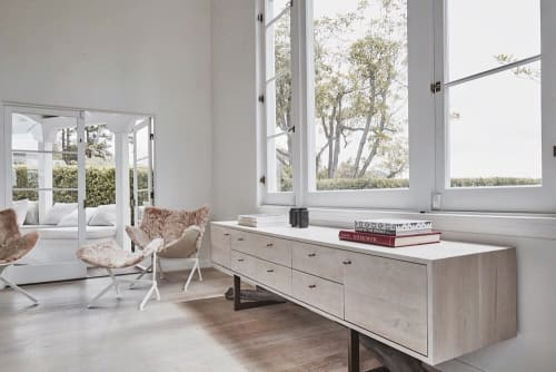 Furniture by Mandy Graham seen at Private Residence, Los Angeles - Sideboard