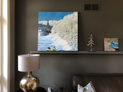 MJ Jones - Paintings and Art