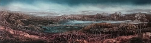 Penelope Oates Art - Paintings and Art