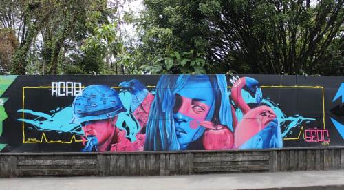 SEPC - Murals and Art