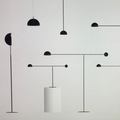 Jaume Ramirez Studio - Lamps and Pendants