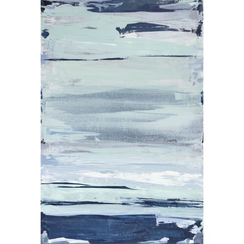 PACIFICA - Original Painting   Paintings by Julia Contacessi Fine Art