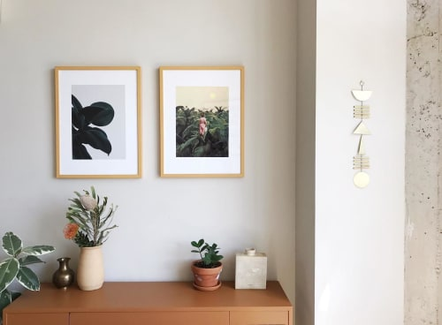 Wall Hangings by Electric Sun Creatives by Sarah Perez seen at Private Residence, Sacramento - Sonne