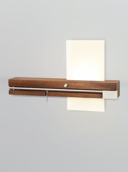 Sconces by Cerno seen at Private Residence, Palm Springs - Levo Sconce