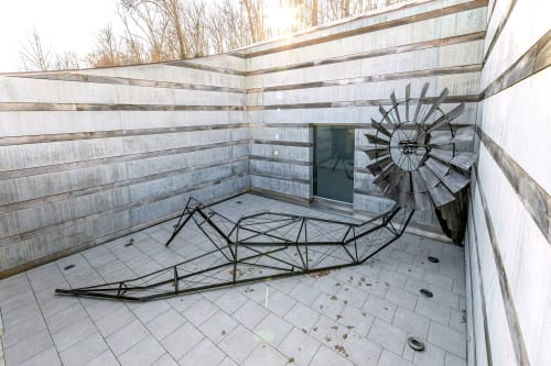 Scott Hocking - Public Sculptures and Public Art