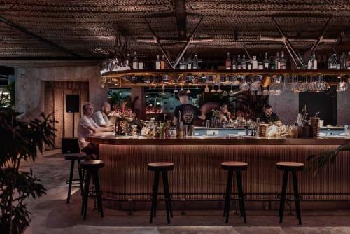 Interior Design by YOD Design Lab seen at Yopo Tiki Bar, Punta Cana - YOPO Tiki bar