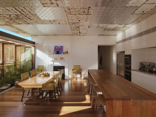Architecture by CplusC Architectural Workshop seen at Private Residence, Dulwich Hill - Peas In A Pod