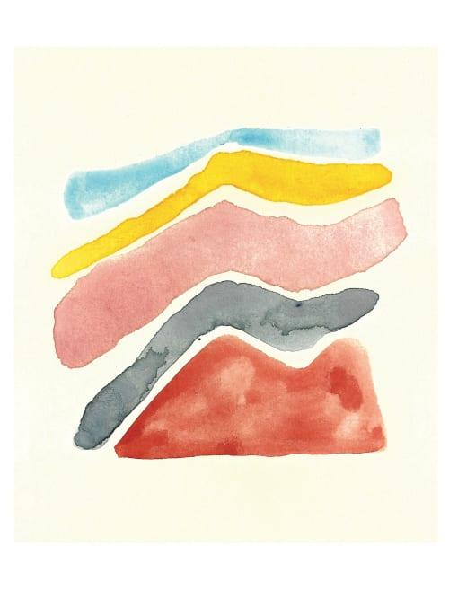 Art Curation by Misato Suzuki seen at Hotel Kabuki, San Francisco - Art Prints for Hotel Kabuki