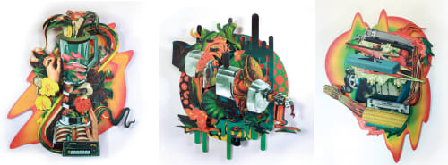 Dustin Hedrick - Murals and Art
