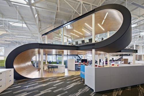 One Workplace, Offices, Interior Design