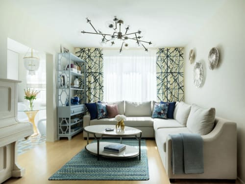 Interior Design by Angelina Askeri Interiors seen at Private Residence, Moscow - Project
