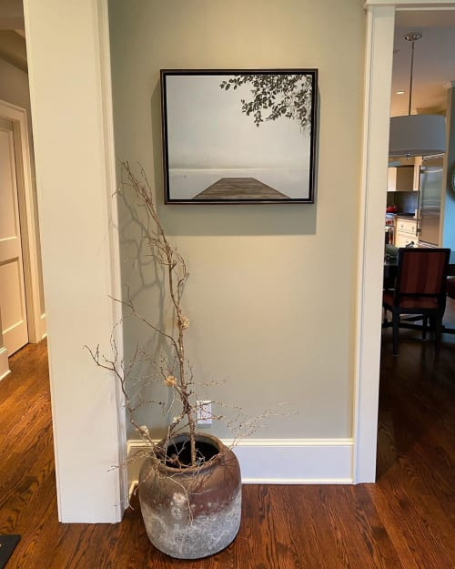 Paintings by Christine Gedye seen at Private Residence, Seattle - Something to Hold Onto