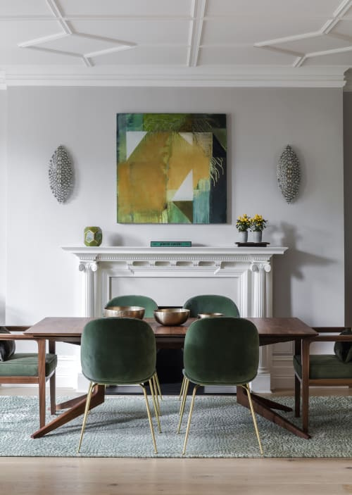 Interior Design by Casa Botelho seen at Private Residence, London - Holland Park