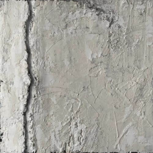 """Paintings by Jared Green seen at Private Residence, London - """"The Fall of Sardis"""""""
