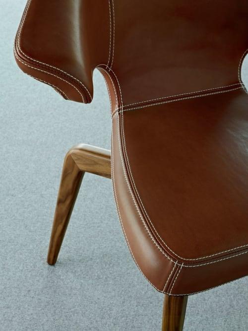 Chairs by Sauerbruch Hutton seen at Munich, Munich - MUNICH chair series