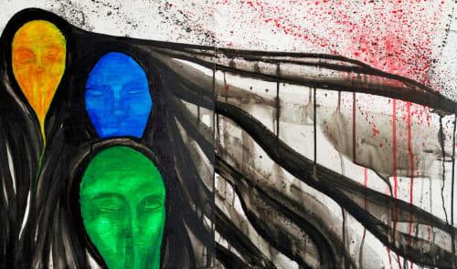Sheridan Furrer - Murals and Art