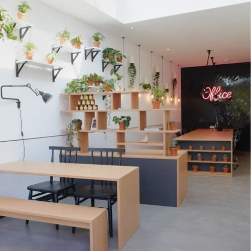 Furniture by Gavin Coyle Studio seen at Stow Brothers, London - Furniture & Fixtures