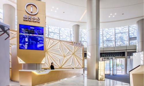 Interior Design by TOWOdesign seen at Red Star Macalline, Putuo Qu - Interior Design