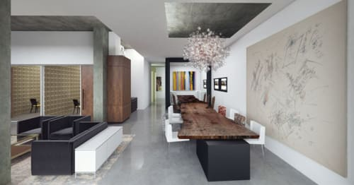 Interior Design by MaRS seen at Intero Real Estate Services, Houston - INTERO REAL ESTATE SERVICES