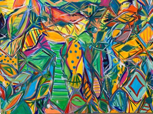 Jan - Paintings and Art