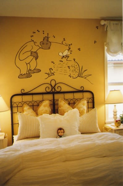 Murals by Pam Pappas seen at Private Residence, Denver - Indoor Mural