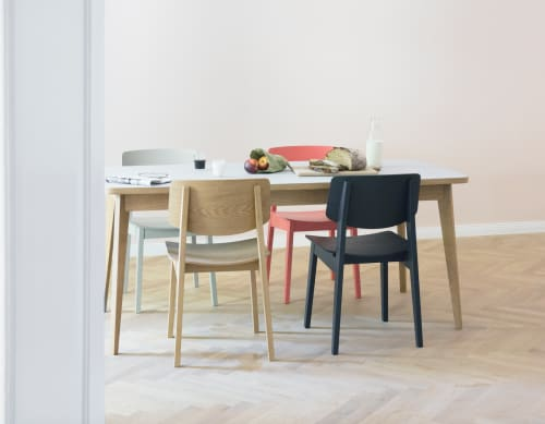 Chairs by bartmann berlin seen at Private Residence - Berlin, Germany, Berlin - USUS Chair